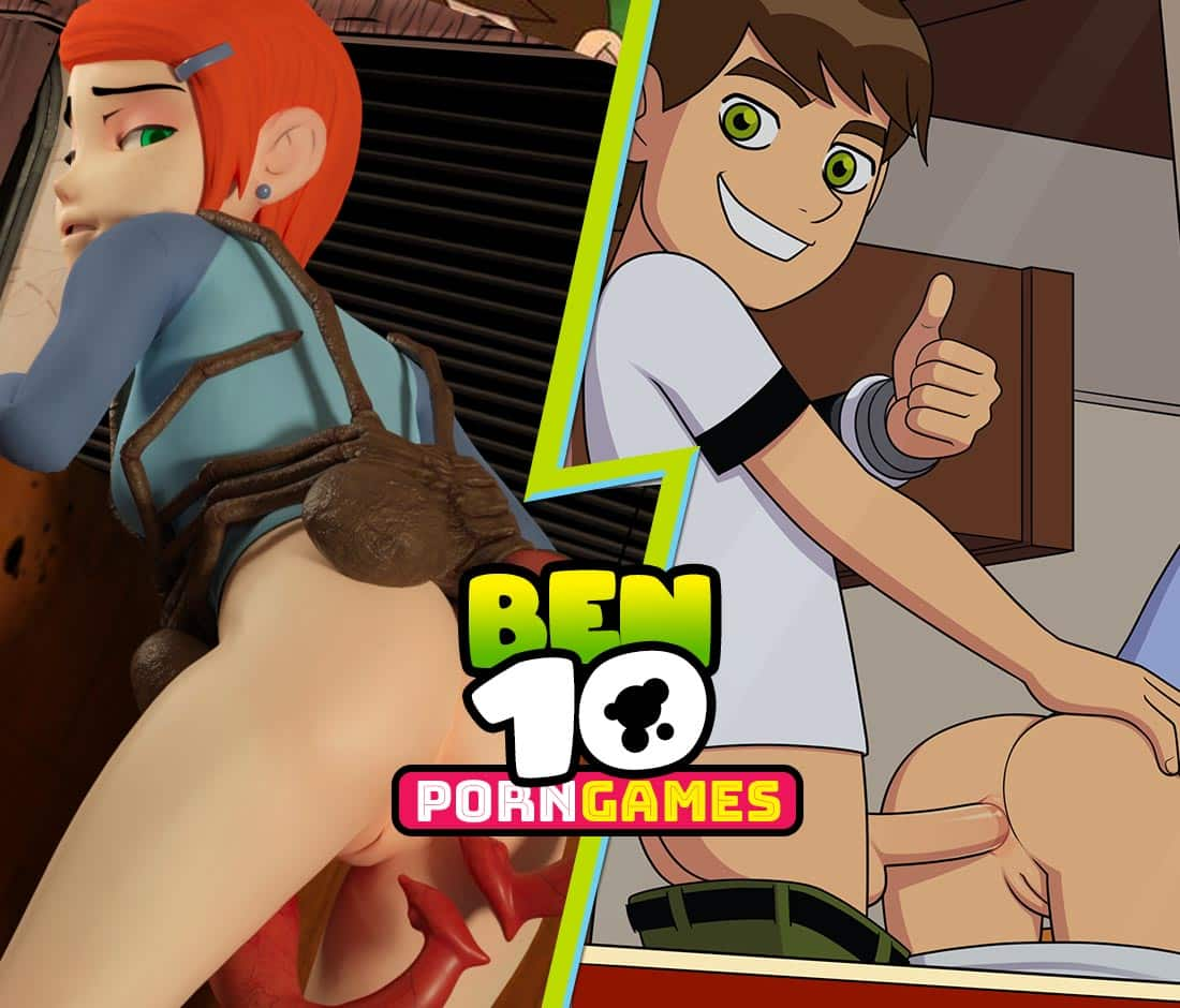 Ben10 Porn Games – Parody Games For Free